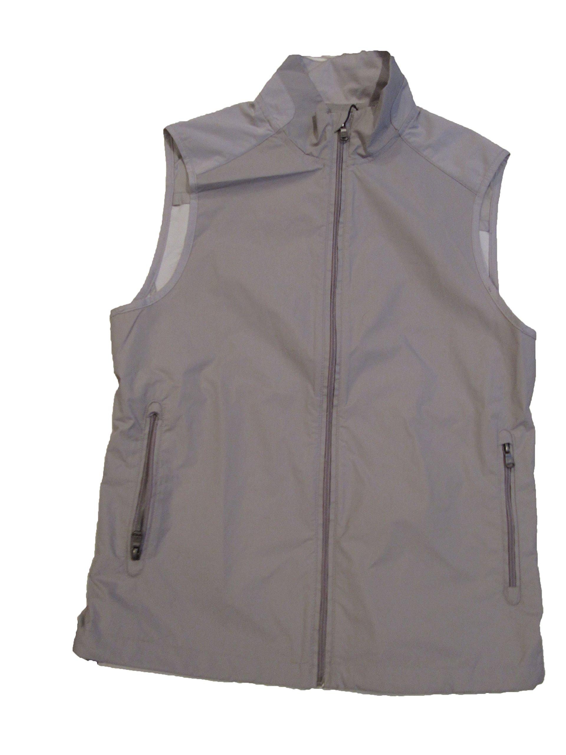 Polo Ralph Lauren Golf Vest Jacket Mens Size Small Grey