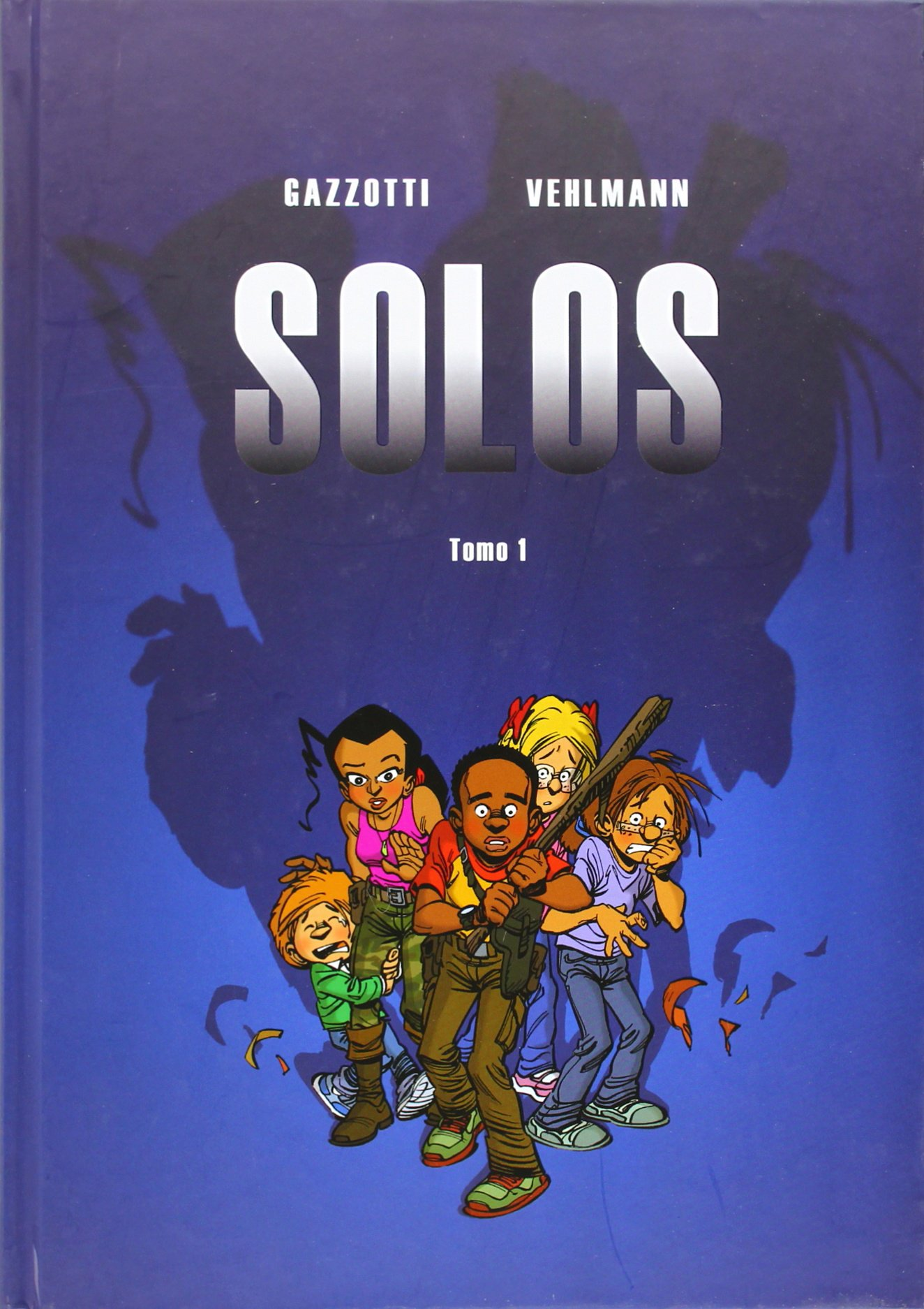 Solos 1 (Juvenil): Amazon.es: Fabien Vehlmann, Bruno Gazzotti, Diego Álvarez Fernández: Libros
