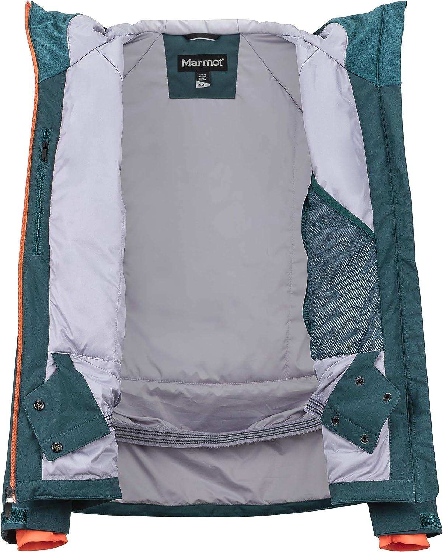 Ropa De Esqu/í Y Snowboard Resistente Al Agua Viento Mujer Marmot Wms Refuge Jacket Chaqueta para La Nieve R/ígida Transpirable