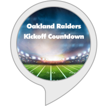 Countdown to Oakland Raiders Match