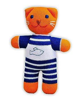 Freiadolls 11F163 - Muñeca de peluche para gato