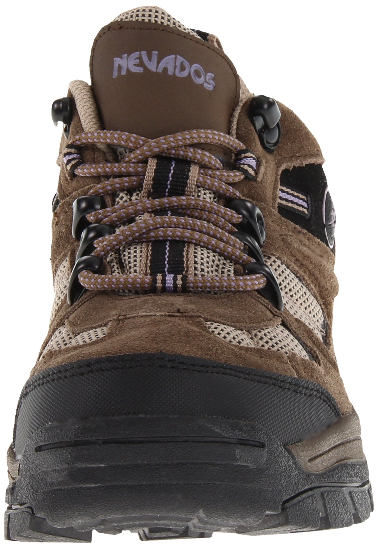 Nevados Women's Klondike Waterproof Low V4161W Hiking Boot,Dark Brown/Black/Taupe,9.5 M US by Nevados (Image #4)