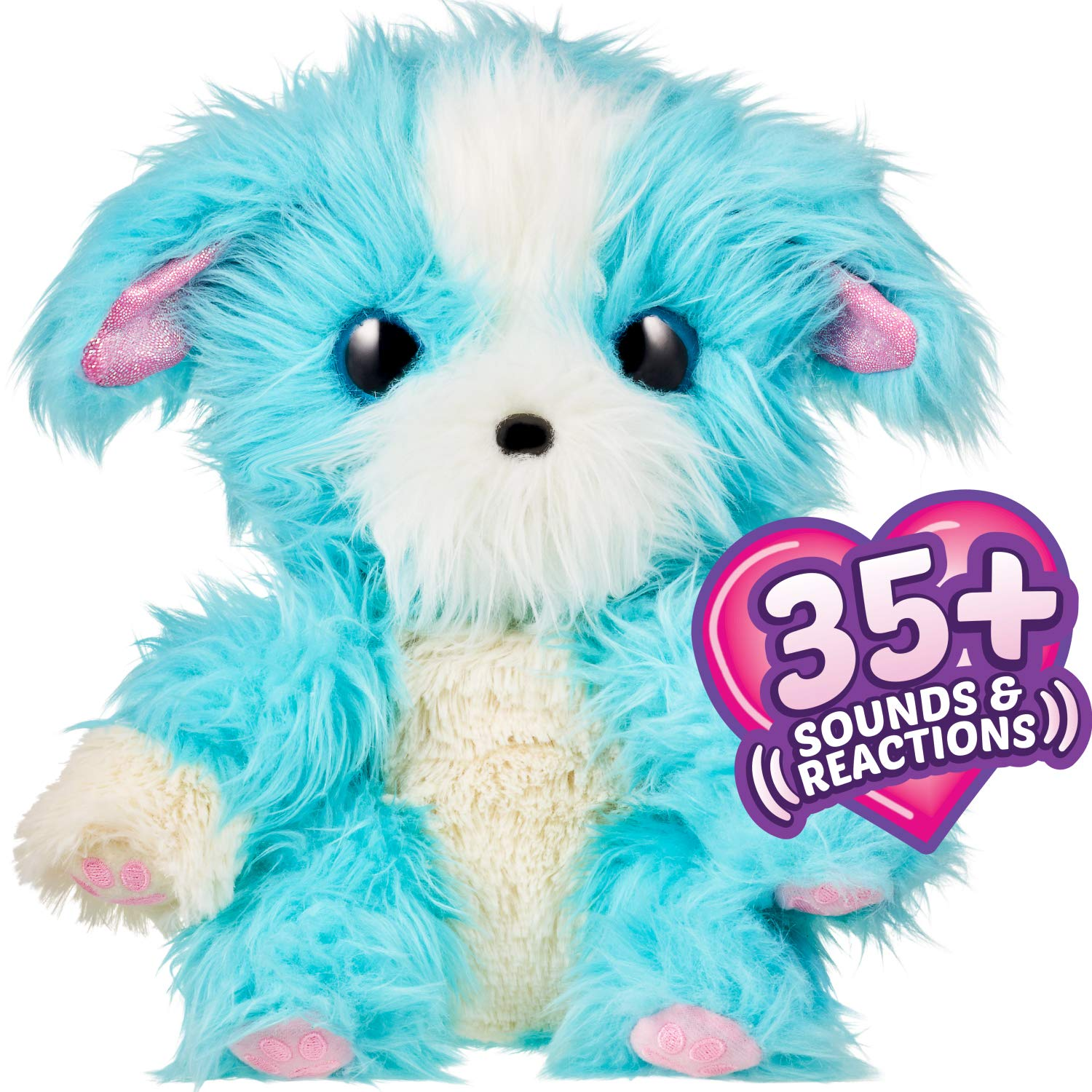B07NSS34SL Little Live Scruff-a-Luvs Plush Mystery Electronic Rescue Pet - Real Rescue 81I205jYcqL