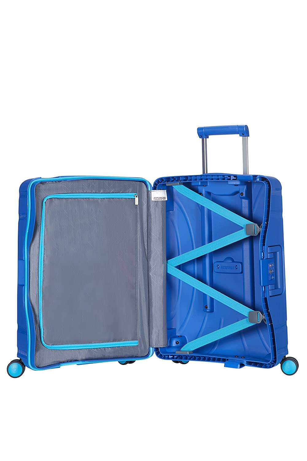 american tourister air force 1 spinner 55cm nz