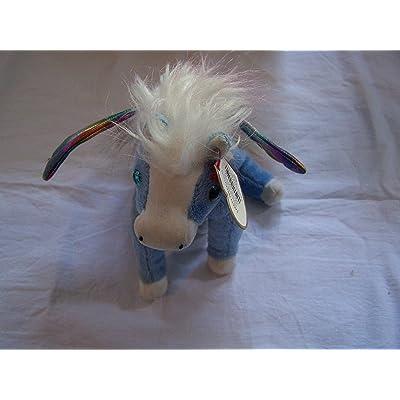 BEANIE BABIES Ty Pegasus Pony: Toys & Games