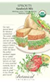 Sprouts Sandwich Mix Seeds-50 grams-Certified Organic