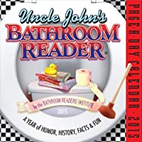 Uncle John's Bathroom Reader 2015 Calendar