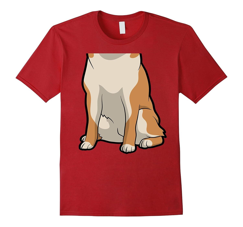 Funny Dog Costume Shirt - Halloween T-Shirt Store-ANZ