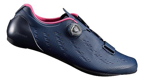 1104c3c867c1 SHIMANO SH-RP9 Shoes Wide Blue 2019 Bike Shoes  Amazon.co.uk  Shoes ...