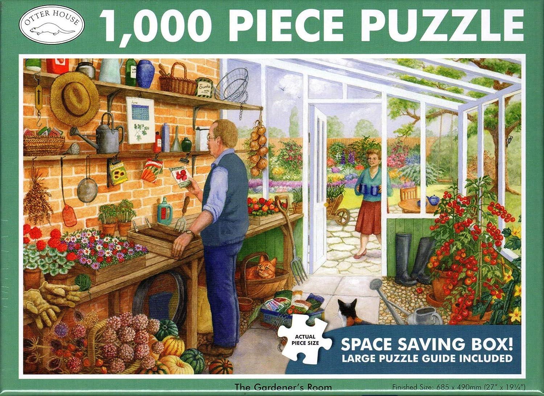 ★お求めやすく価格改定★ Otter House Dahne 1000ピースパズル 1000ピースパズル - Dahne House Baxter B07H9M4P5G, 矢部町:b2fdcef4 --- a0267596.xsph.ru