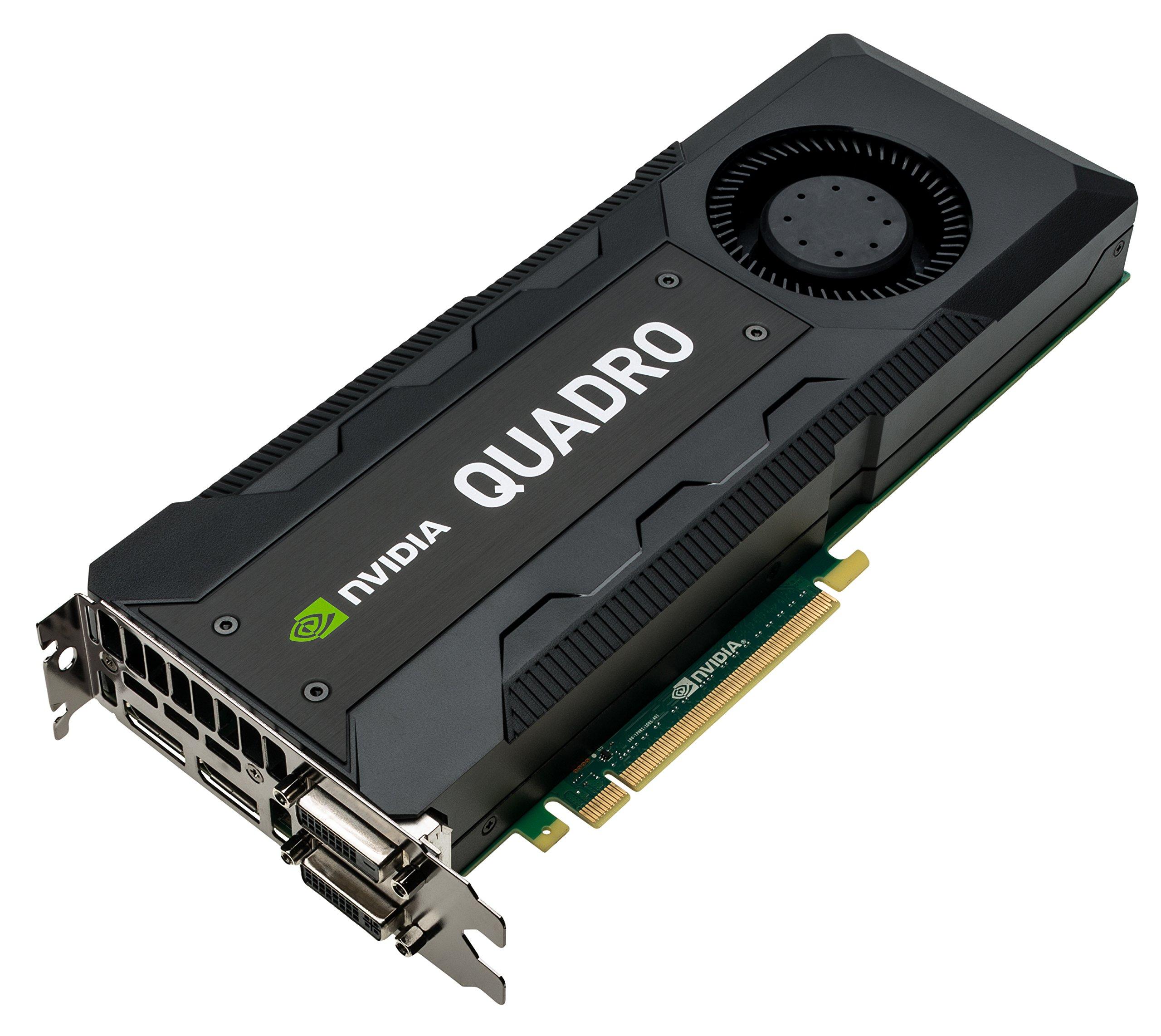 HP NVIDIA QUADRO K5200 GPU MODULE