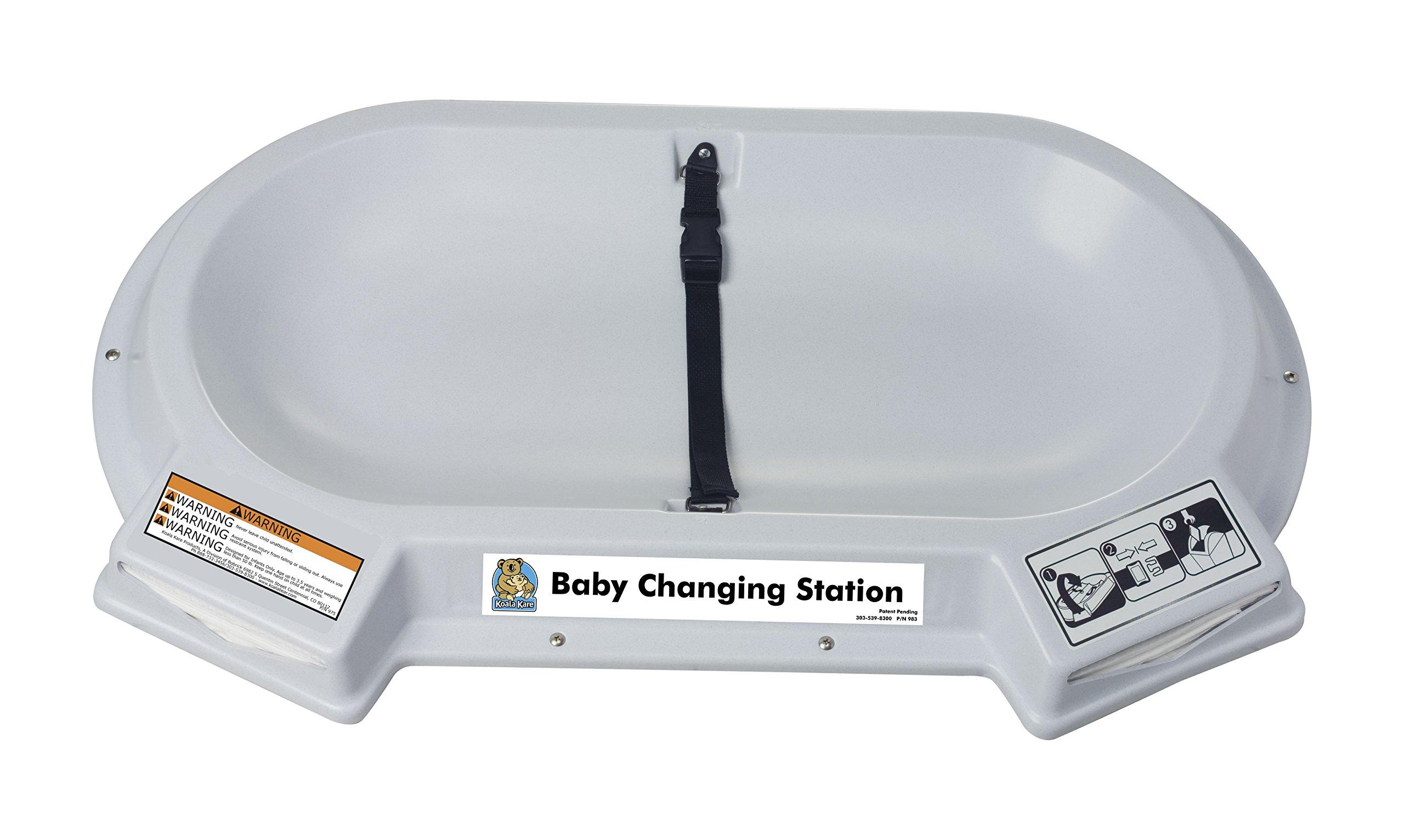 Koala Kare KB112-01CT Countertop Baby Changing Station