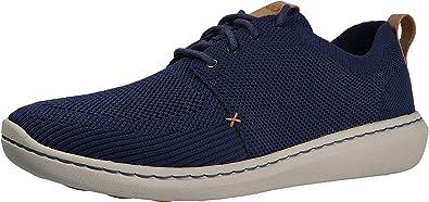 Oferta amazon: Clarks Step Urban Mix, Zapatos de Cordones Derby para Hombre Talla 47 EU