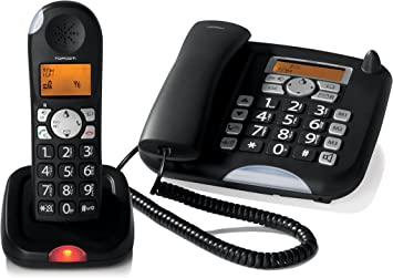 Topcom Butler 901 Combo TE-4901: Amazon.es: Electrónica