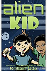 Alien Kid Kindle Edition