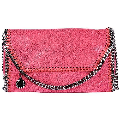 Stella Mccartney women Falabella Mini shoulder bag rosa  Amazon.co.uk  Shoes    Bags c0c42a890a4e3