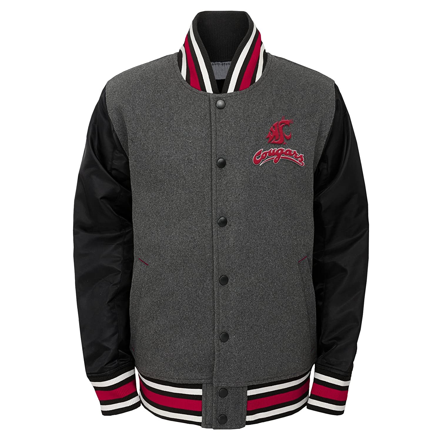 NCAA Youth Boys Letterman Varsity Jacket