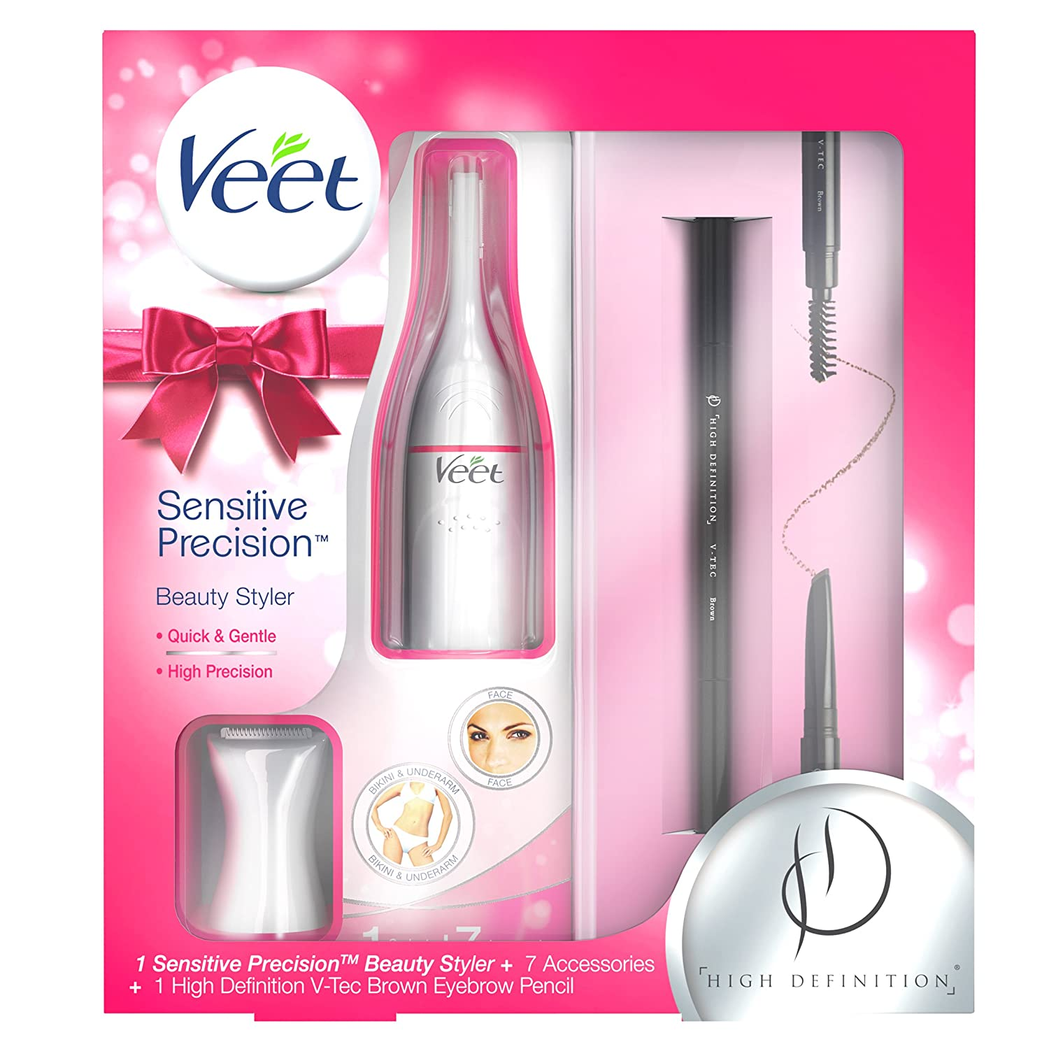 Here is the Completely New Image Of Veet New Product In Amazon