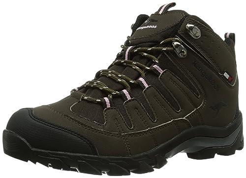 KangaROOS K-Trekking 3007W - Botas de material sintético para mujer: Amazon.es: Zapatos y complementos