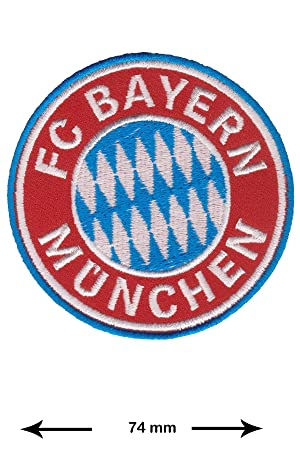 Patch German Fc Bayern Munich Record Champion Soccer Germany