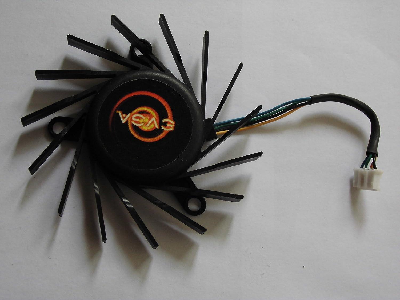 Magic MBT7012XF-W20 12V 0.28A 4Wire Video Fan
