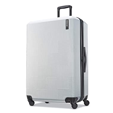 American Tourister Stratum XLT Expandable Hardside Luggage with Spinner Wheels