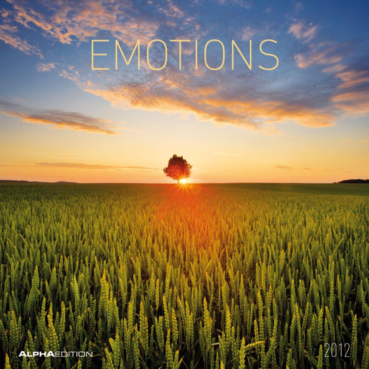 Emotions 2012. Broschürenkalender 30 x 30 cm
