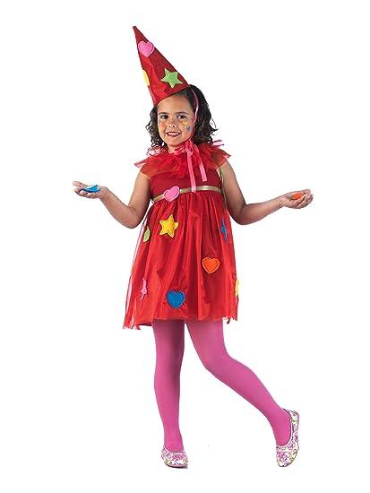 Limit Sport MI715 Gr. 6 - Disfraz de hada para niña (talla 6 ...