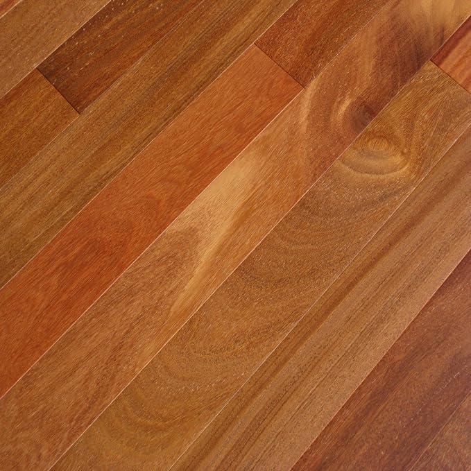 Cumaru Dark Sample Brazilian Teak Solid Hardwood Floor