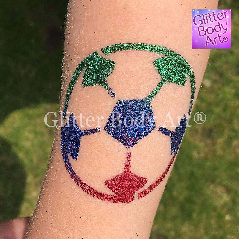 Boys Glitter Tattoo Kit: Amazon.es: Juguetes y juegos
