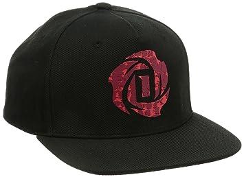 9de95656c1a adidas Mens D Rose 5.0 Snapback Cap