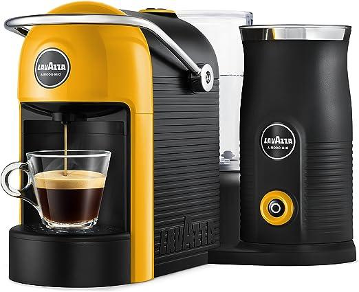 Lavazza A Modo Mio - Jolie & Milk - Cafetera con espumador de ...