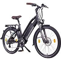 NCM Milano Bicicletta elettrica da Trekking, 250W, Batteria 48V 13Ah 624Wh