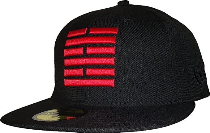 de0eb72fa01 GI Joe Arashikage Ninja Clan Logo New Era 59Fifty Fitted Cap Hat (7 ...