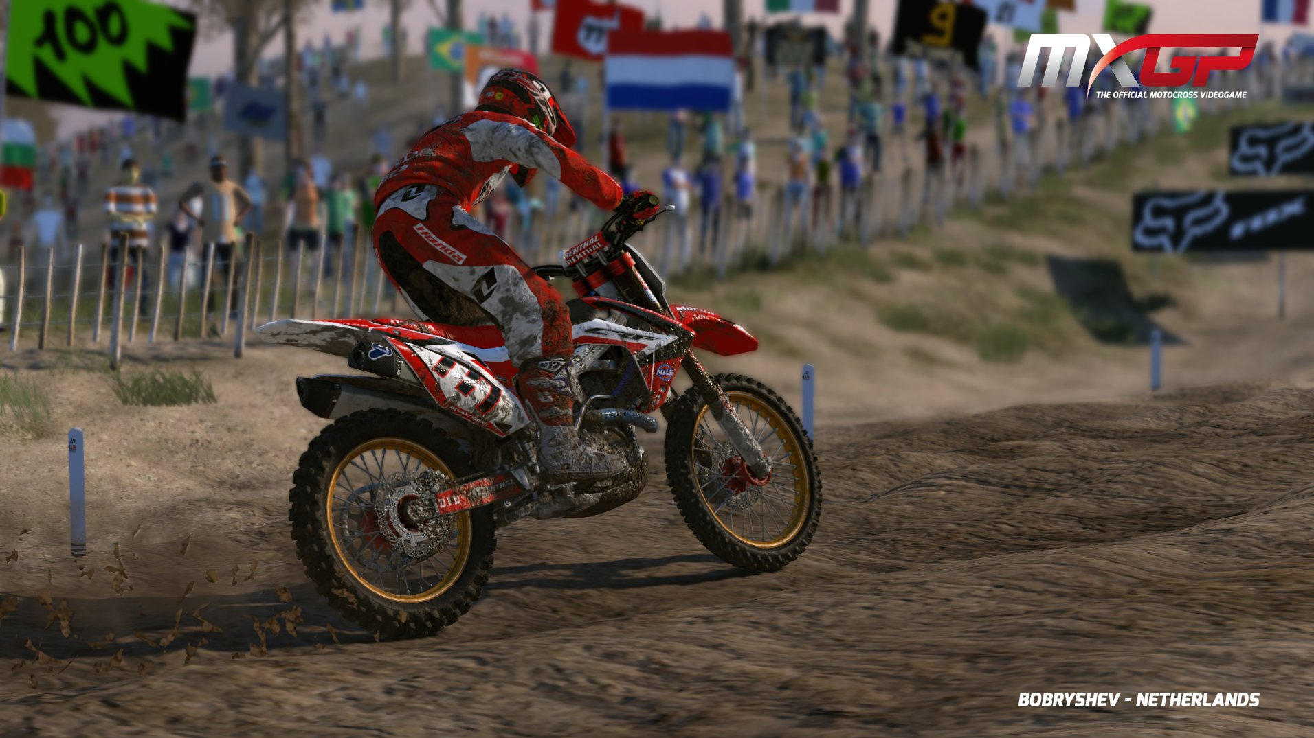 MXGP 14: The Official Motocross Videogame by Bandai (Image #14)