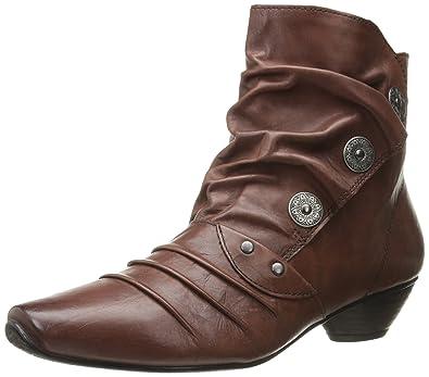 Josef Seibel Women's Tina 42 Boot, Marone, 37 BR/6-6.5 M