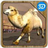 Courses de chameaux simulateur 3D