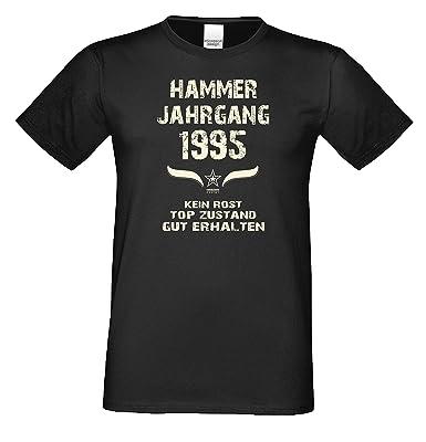 Fun T Shirt Tolles Geschenk Zum 22 Geburtstag Hammer Jahrgang 1995