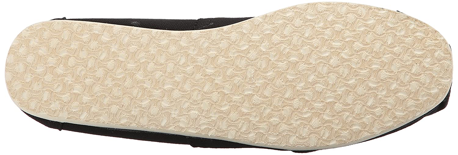 TOMS Slip-On Herren Klassischer 19993 Canvas Canvas Slip-On Schwarz ...