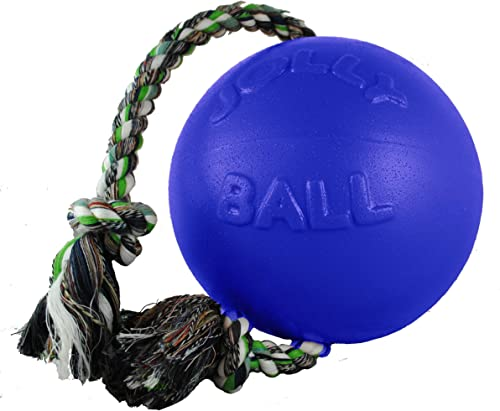 Jolly-Pets-Romp-n-Roll-Rope-and-Ball-Dog-Toy