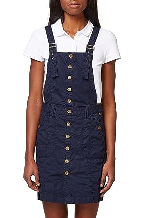 038cc1e019, Robe Femme, Bleu (Navy 400), 38 (Taille Fabricant: 36)EDC by Esprit