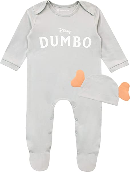 Disney Baby Boys Finding Nemo Sleepsuit and Hat Set