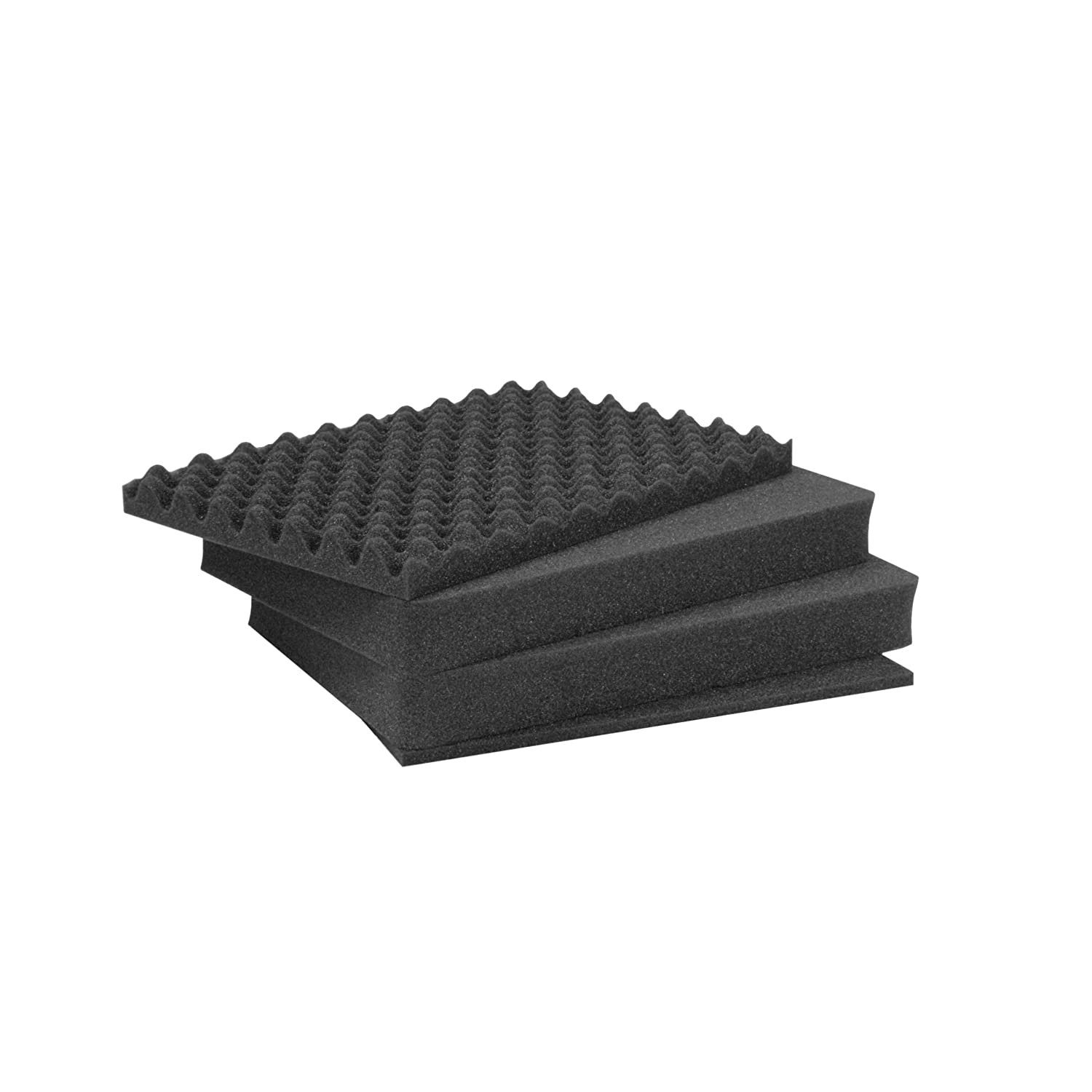 Foam inserts (3 part) for 940 Nanuk Case Plasticase Inc 940-FOAM