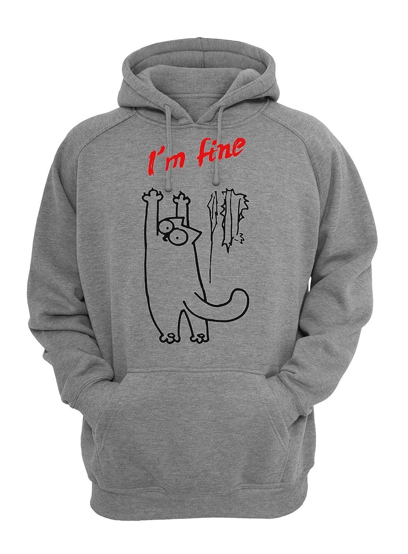 Simons-Cat - Hoodie I'm fine