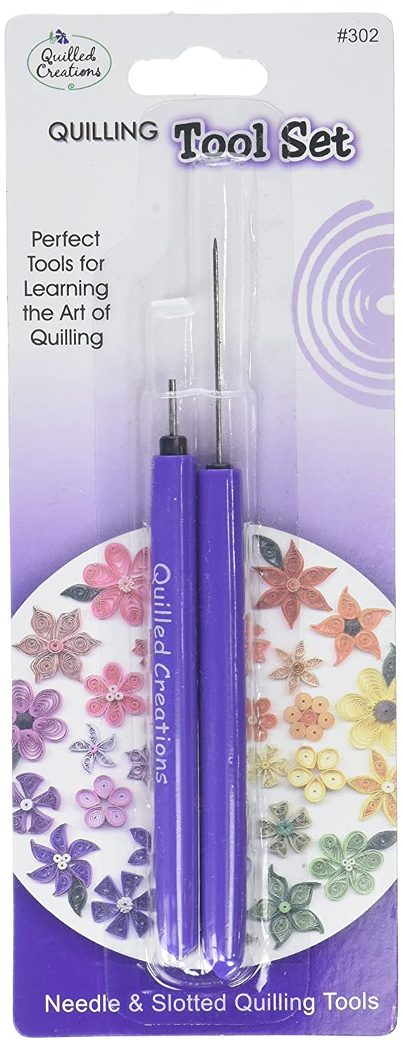 Quilled Creations 302 Quilling Tool Set Notions - In Network