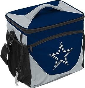 Logo Brands Officially Licensed NFL 24 Can Cooler, One Size, Team Color