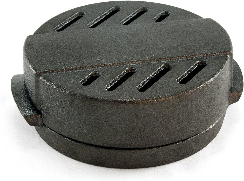 schwarz Charcoal Companion cc5139 Gusseisen Brie Baker