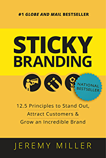 Amazon brand thinking and other noble pursuits ebook debbie sticky branding 125 principles to stand out attract customers and grow an incredible fandeluxe Image collections