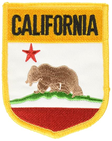 Amazon Us Flag Store California State Flag Patch Garden Outdoor