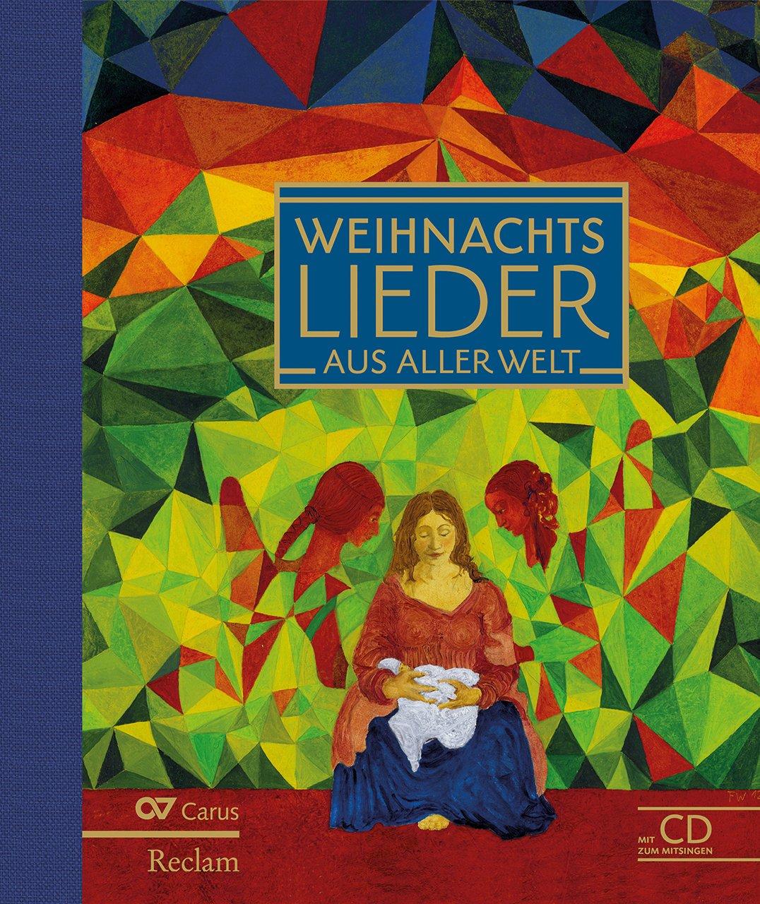 Weihnachtslieder aus aller Welt: Advents- und Weihnachtslieder aus ...